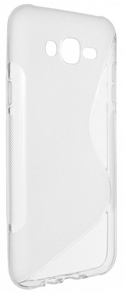 Чехол-накладка Nillkin TPU Nature Samsung Galaxy J7 SM-J700 White