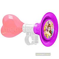 Звонок велосипедный Disney принцесса розовый/ ??