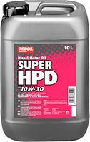 Моторное масло Teboil Super HPD 10W-30 (10л.)
