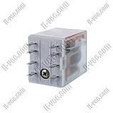 Реле Relpol R2-2012-23-5230-WT, 230VAC, 12А/250VAC 12А/30VDC, фото 2