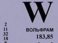 Лист вольфрамовый 0,2мм В-МП