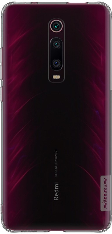 Чехол-накладка Nillkin TPU Nature Case Xiaomi Mi 9T/Mi 9T Pro/Redmi K20/K20 Pro Grey