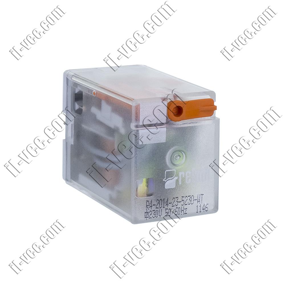 Реле Relpol R4-2014-23-5230-WT, 230VAC, 6А/250VAC 6А/30VDC