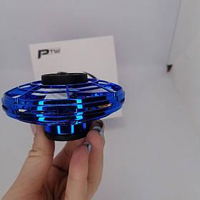 Летающий спиннер с LED подсветкой Original New
