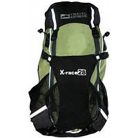 Рюкзак Travel Extreme Х-race28 зеленый