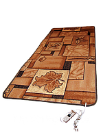 Ковер с подогревом Trio ТРИО 151х61х0.5 см 300 Вт Цветной (iz00312)