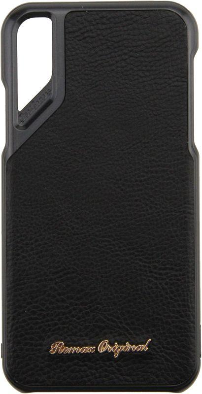Чехол-накладка Remax Patron Saint Series Case Apple iPhone X Black