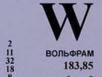 Электрод вольфрамовый 2,5мм ВА