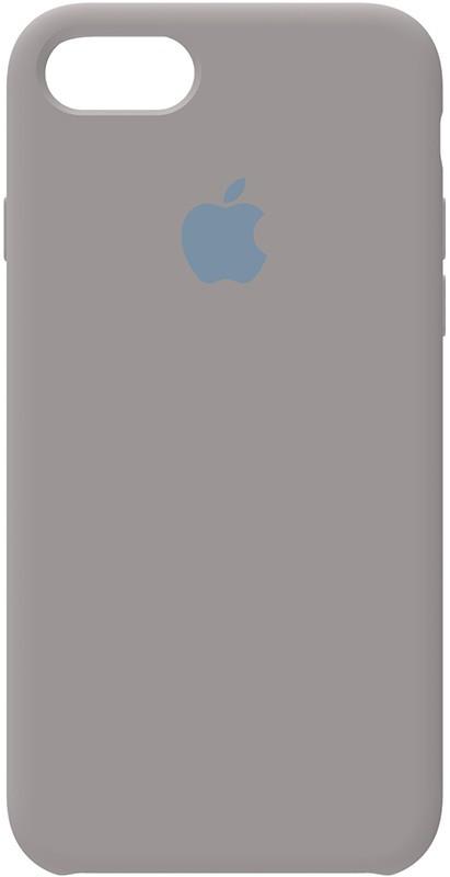 Чехол-накладка TOTO Silicone Case Apple iPhone 7/8 Pebble Grey
