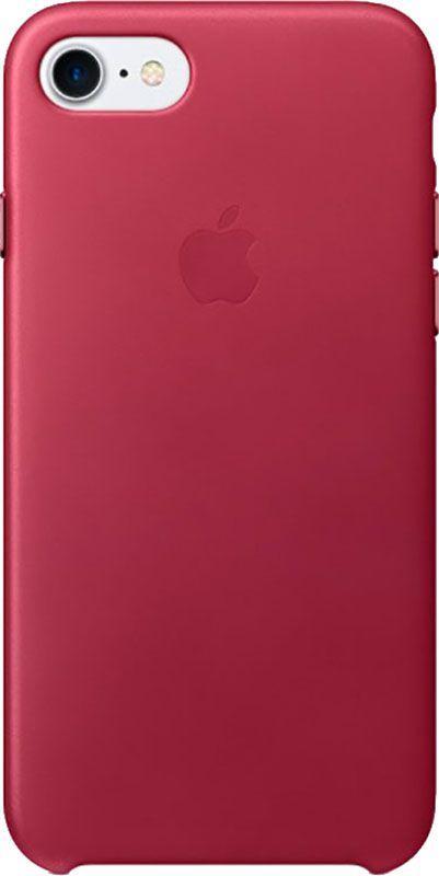 Чехол-накладка TOTO Silicone Case Apple iPhone 7/8 Deep Red