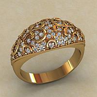Золотые кольца,под заказ
