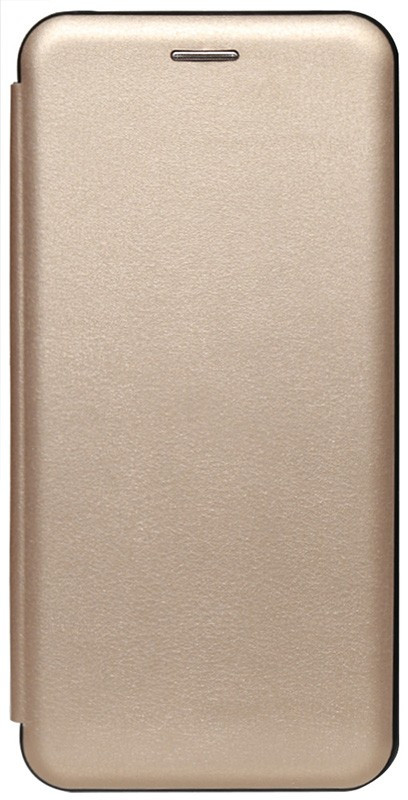 Чехол-книжка TOTO Book Rounded Leather Case Apple iPhone 7/8 Gold