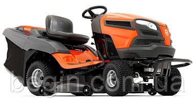 Трактор-газонокосилка Husqvarna CTH 184T