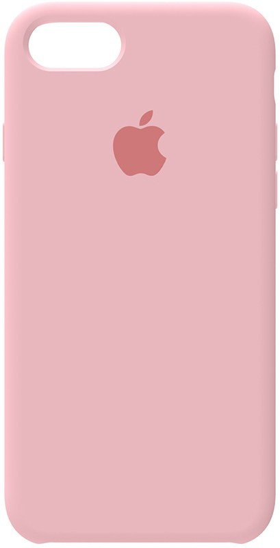 Чехол-накладка TOTO Silicone Case Apple iPhone 7/8 Rose Pink