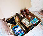 "Подарок мужчине набор ""Ретро"" | Ukrainian Gift Box, фото 3"