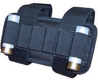 Патронташ Медан 2054 синтетический на руку на 6 патронов 12 калибра