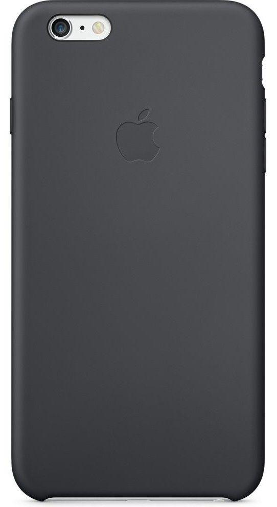 Чехол-накладка TOTO Silicone Case Apple iPhone 6/6s Black