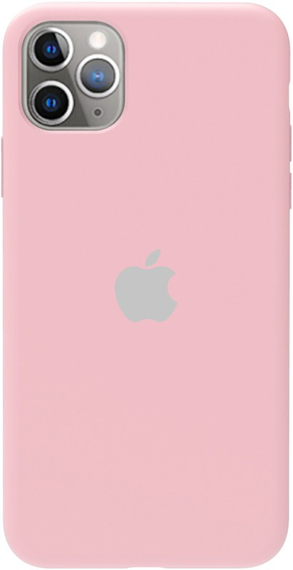 Чехол-накладка TOTO Silicone Full Protection Case Apple iPhone 11 Pro Max Rose Pink