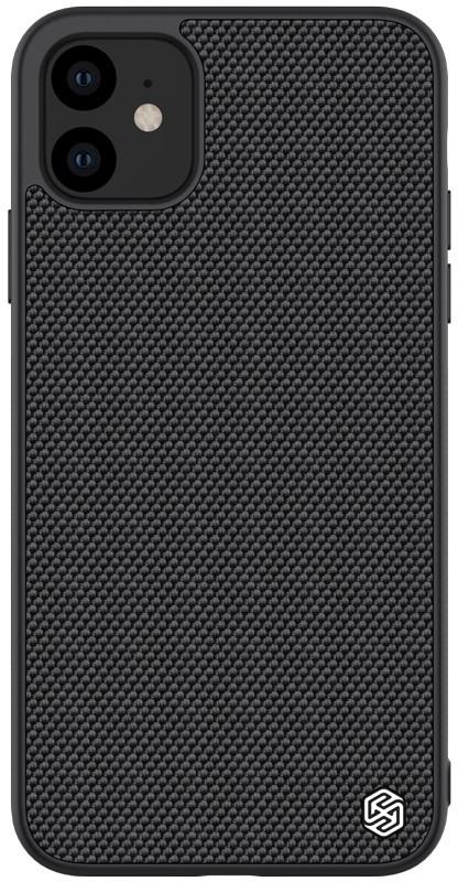 Чехол-накладка Nillkin Textured Case Apple iPhone 11 Black