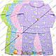 Пижамы Байка для девочек от 3 до 6 лет (3694-2), фото 5