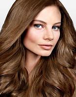 Натуральные волосы на заколках 120г 60см пепельно-русый (#8)