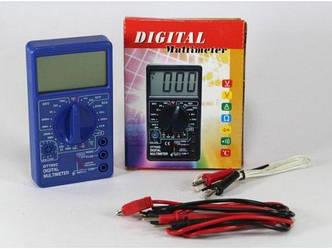 Мультиметр DT 700C цифровой тестр вольтиметр - 235892