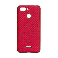 Задняя накладка Carbon for Xiaomi Redmi 6 SKL11-234342
