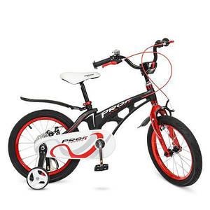 Двухколесный велосипед детский PROF1 18д LMG18201