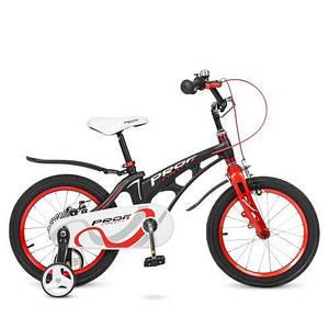 Удобный детский велосипед LMG16201 PROF1 16 дюймов