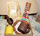 """Подарок мужчине - набор-комплимент """"Чайный"""" от Ukrainian Gift Box, фото 3"""