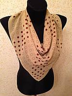 Шейный платок горох (цв 2)