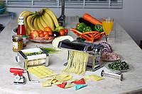 Лапшерезка с насадкой для приготовления пельменей (3 в 1)