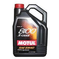 Автомобильное масло Motul