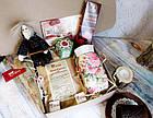 """Подарок женщине - набор - комплимент """"Чай и Роза"""", фото 4"""
