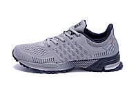 Мужские летние кроссовки сетка BS RUNNING SYSTEM Grey