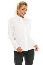 Рубашка 611 белая