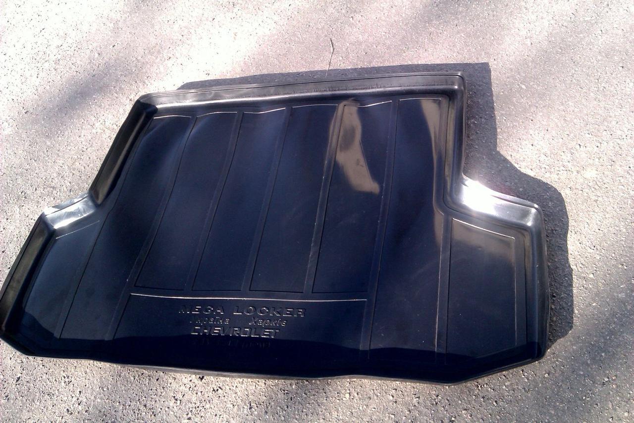 Коврик багажника Авео седан (Т250)  Chevrolet Aveo