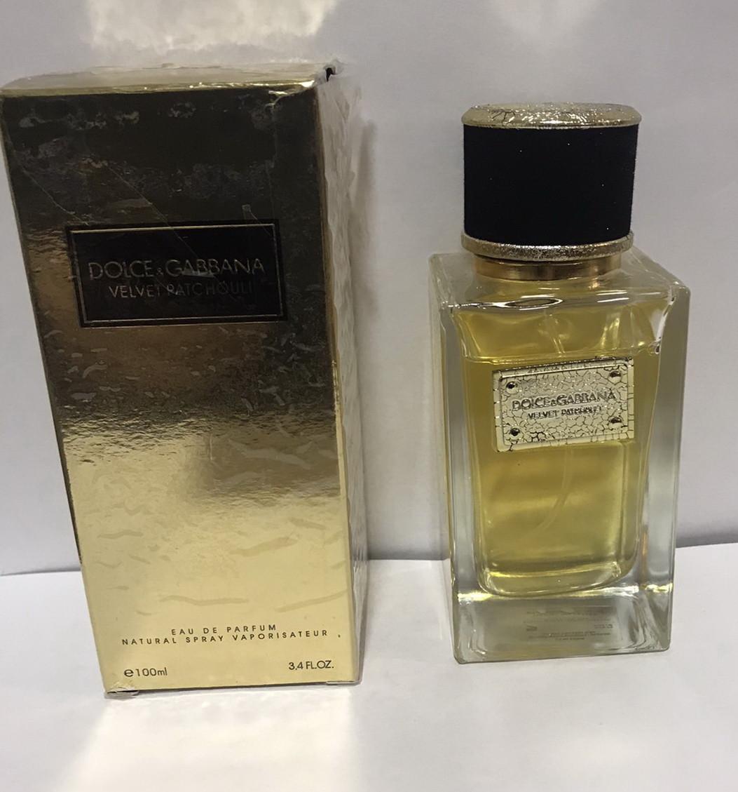 Парфумована вода Dolce&Gabbana Velvet Patchouli уцінка