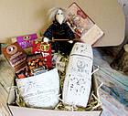 """Вкусный подарок для женщины - подарочный набор """"Сладости в белом"""", фото 4"""