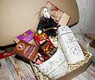 """Вкусный подарок для женщины - подарочный набор """"Сладости в белом"""", фото 6"""