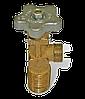 Газовый вентиль ВБ-2М на пропановый баллон