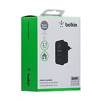 Сетевое зарядное устройство Belkin F8053 2 Usb A SKL11-231603