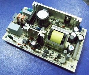 Безкорпусний блок живлення 45вт 24вольт PS-45-24  IP00  MEAN WELL 3532н