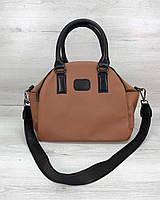 Тканевая сумка WeLassie Elis рыжая