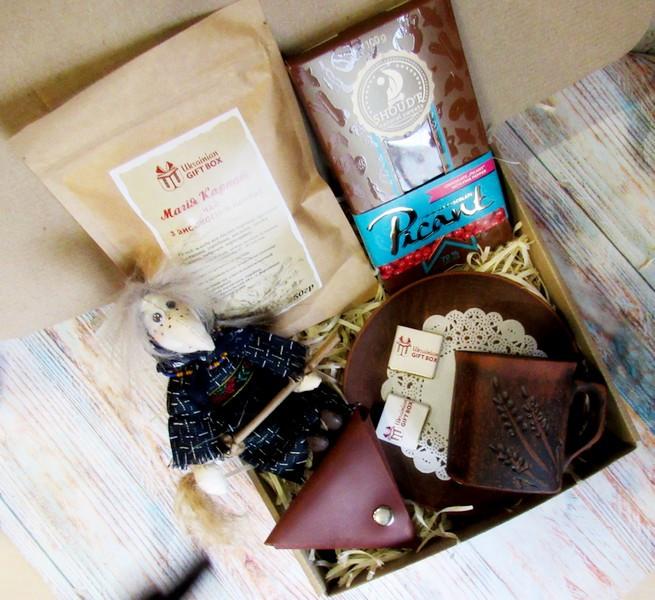 Оригинальный женский подарок - набор Чайный с монетницей