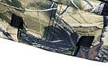 Сумка RFT Classic для 4-х катушек 300х300х150 лес, фото 4