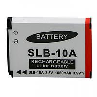 Аккумулятор Alitek для Samsung SLB-10A, 1050 mAh.