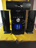 Мультимедийная акустическая система DJACK E-23 60 W (АС)