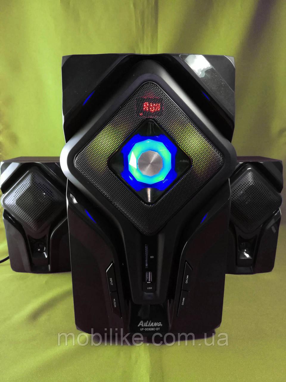 Мультимедийная акустическая система Ailiang UF-DC628H-DT 40W (АС)