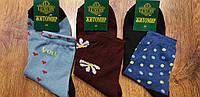 """Шкарпетки жіночі демісезонні хб """"Житомир"""" 25(35-40) Асорті 2, фото 1"""